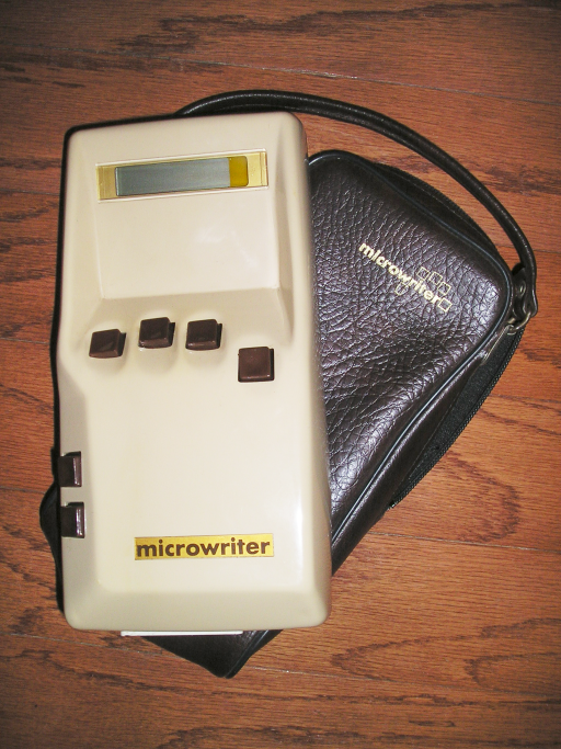 microwriter