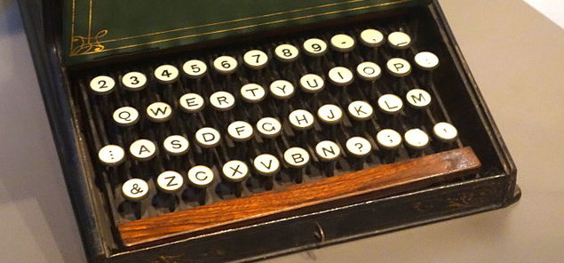 clavier-remington